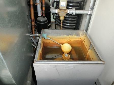 オリオン水槽付インバーターチラー