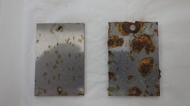 金属腐食度試験