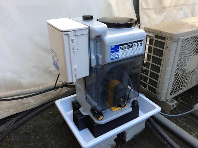 冷却水管理システム