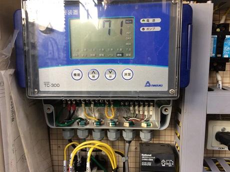 イワキ電導度管理装置