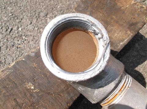 密閉冷却水配管