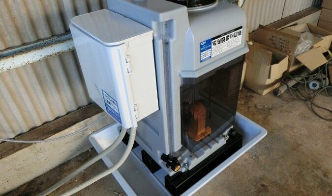 冷却水管理装置